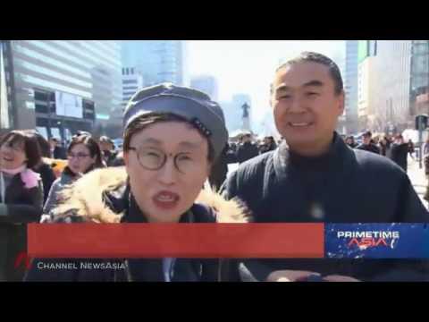 South Korean court confirms impeachment of President Park
