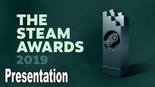 The Steam Awards 2019 - Full Presentation [HD 1080P]