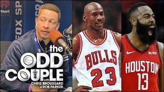 Download Is James Harden The Best Scorer Since Michael Jordan? - Chris Broussard Mp3 and Videos