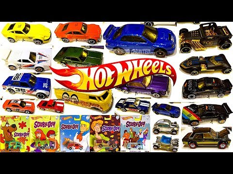 New 2018 Hot Wheels Car Culture Sets, Themed Series And Exclusive Models!