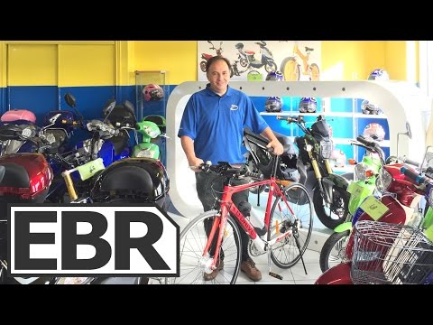 Daymak Headquarters And Ebike Universe Tour With Founder Aldo Baiocchi In Toronto Canada
