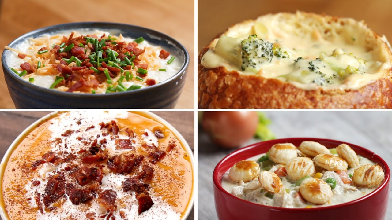 maxresdefault - 5 Soups To Warm The Soul