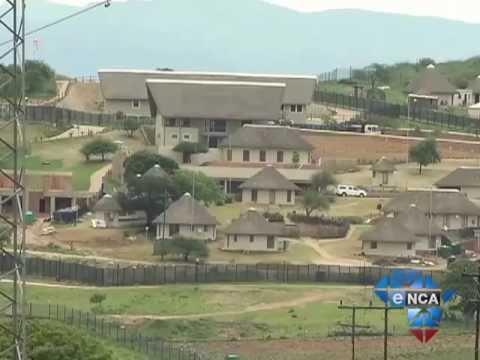 eNCA | Zuma Insists Nkandla Homestead Funded by Family
