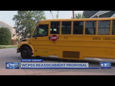 Parents react to new Wake County school assignment plan