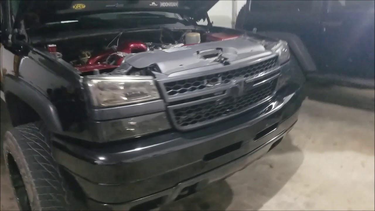 2003 Chevy Silverado Grill