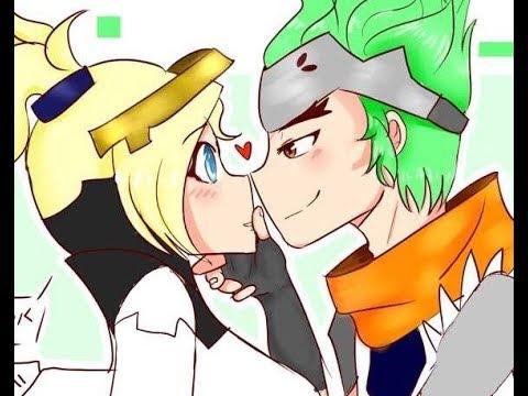 Genji X Mercy