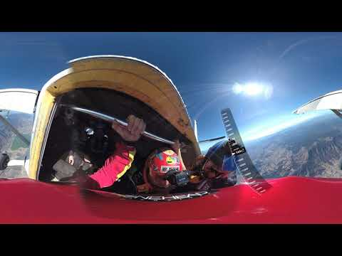 360 VR Skydiving with Gabor and Alfonso