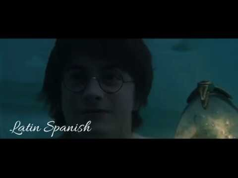 Harry Potter and The Goblet of Fire -  Mermaid's Song (18 versions)