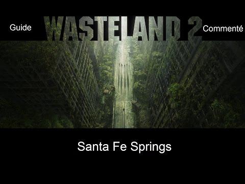 Wasteland 2 - Playthrough Part 35 : Santa Fe Springs