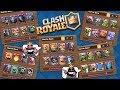 5 DECKS TROP BIEN a vous de me le dire :) - Clash Royale
