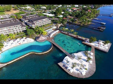 MANAVA SUITE RESORT TAHITI Official Video 2018