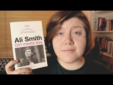 Vlog: Girl Meets Boy by Ali Smith