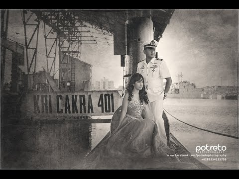 Prewedding Navy Romantis Surabaya Youtube