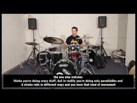 How to play Rudiments break down - Giorgio Di Tullio Pt.I | The DrumHouse