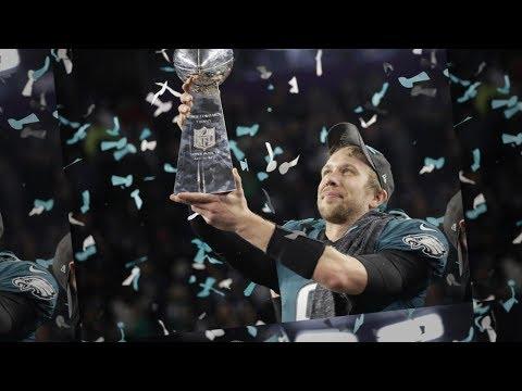 Eagles Stun Patriots To Win 1st Super Bowl Title