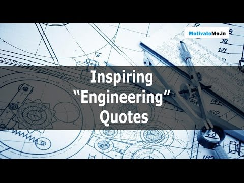Inspiring Motivational Engineering Quotes Youtube