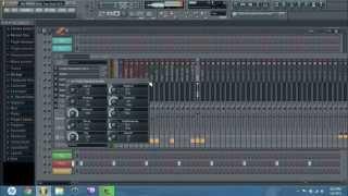 How To Make a Wiz Khalifa/Tyga Style Trap Beat in FL Studio 11 (free .flp in description)