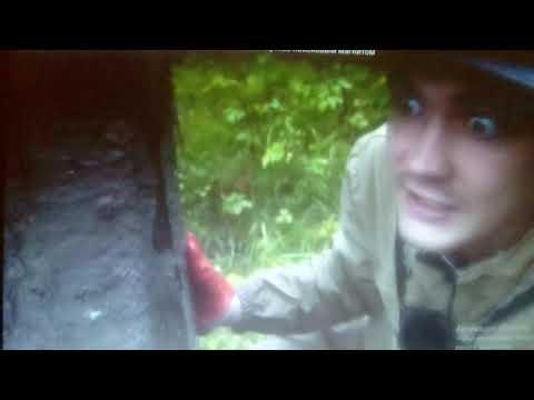Магнитная рыбалка монстер на болоте где было кладбище!!? видео не моё!кто испугался с того лайк!!!!!