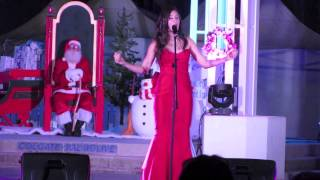 Sarsha Mortimore - O Holy Night (Colgate-Palmolive Carols in The Park)