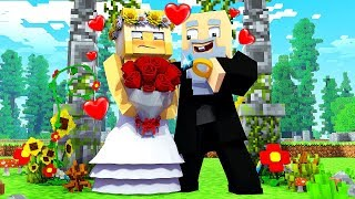 STINKY FEET und ISY HEIRATEN?! - Minecraft FAKE HAUS #3 [Deutsch/HD]