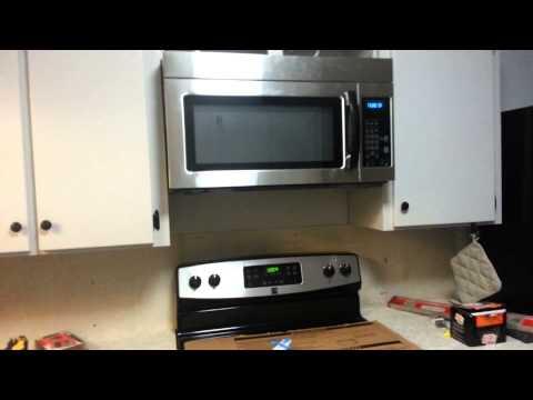Lg Lmv1852st Over The Range Microwave