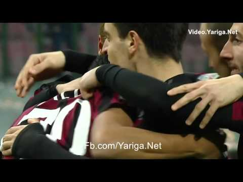 AC Milan 2 - 0 Fiorentina All Goals HD 17/1/2016