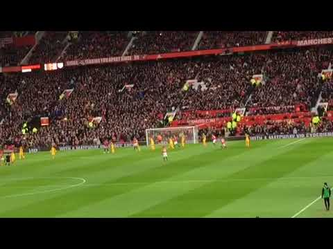 OLD TRAFFORD VLOG- MANCHESTER UNITED VS BRIGHTON AND HOVE ALBION (MATCHDAY VLOG 3)
