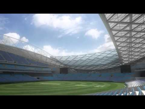 ANZ Stadium roof  Have a look at an animation detailing the new roof for the ANZ stadium.