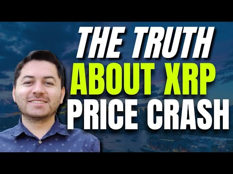 XRP Price Crashing Is Nothing To Worry About! Ripple Lawsuit Update!
