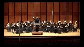 festive overture crosby high school symphonic band
