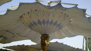 Madina Munawwara's Umbrellas