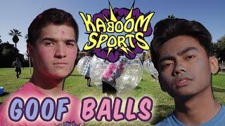 Kaboom Sports: Ep 1 - Goof Balls ft. Wassabi Productions