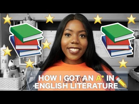 GET ORGANISED | A*(A-LEVEL) ENGLISH LITERATURE  | New SPEC ft. Exam folder