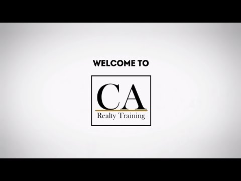 CA Realty Training - Real Estate School