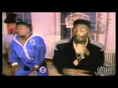 Big Daddy Kane - Raw (Music Video)