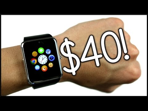 Smartwatch for $40!?