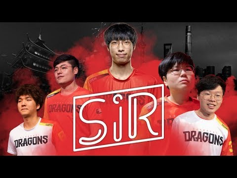 The Shanghai Dragons: Road to Redemption (SiR)
