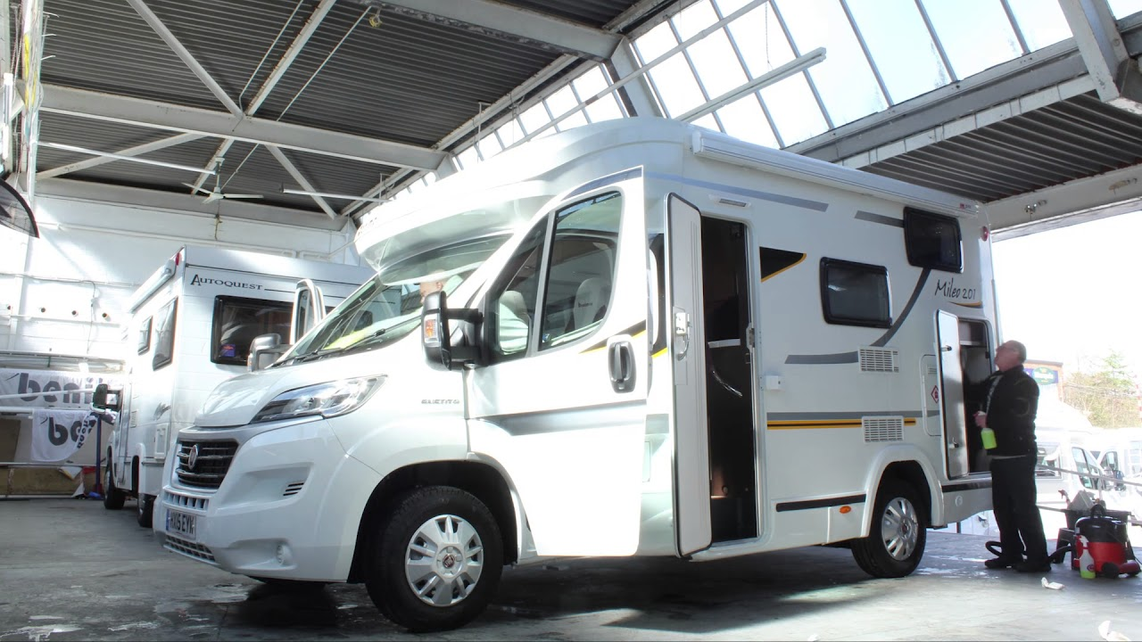 Motorhome and Caravan Export