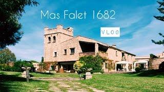 Коста Брава. Испания. Средневековый замок, Ресторан рекомендованый гидом Мишлен! [Travel vlog]