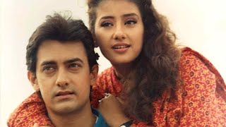 Cover images Tinak Tin Tania  woh Dhun Toh Bajana.-- mann..  Amir khan and manisha koirala