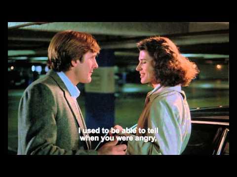 The Woman Next Door (François Truffaut, 1981) - Parking garage scene