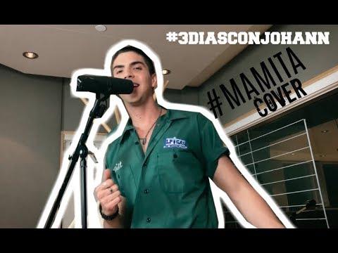 MAMITA -  CNCO Cover #3DiasConJohann