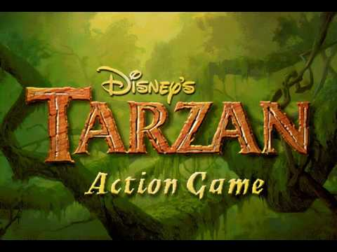 Tarzan: Action Game Complete Soundtrack