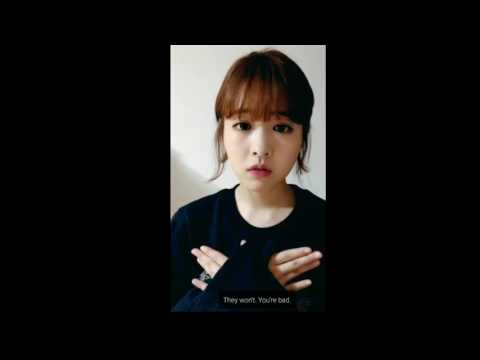 Park Bo Young Cute+Angry
