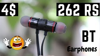 I tried the cheapest bluetooth earphones | Amazon Best Seller