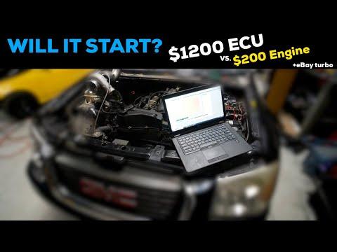 WILL IT START? $1200 Ecu On A $200 Engine.... The GM 4200 AmeraBarra.