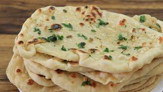 Garlic Naan Bread Recipe How to Make Naan Bread
