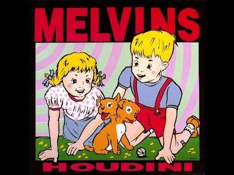 Melvins - Houdini (1993) (Full Album)