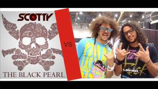 LMFAO - Sexy And I Know It. vs. SCOTTY — The Black Pearl (DjDiSON MASHUP)