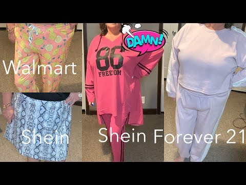 Plus Size Collective Haul; Shein, Forever 21 And Walmart.
